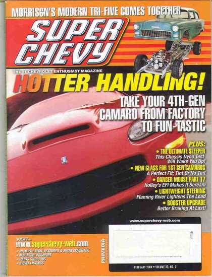 Super Chevy - February 2004