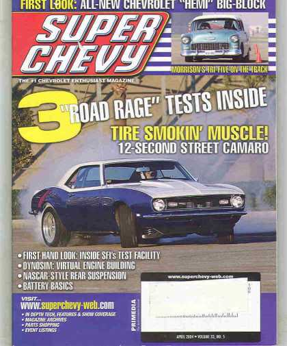 Super Chevy - April 2004