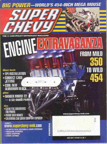 Super Chevy - June 2004