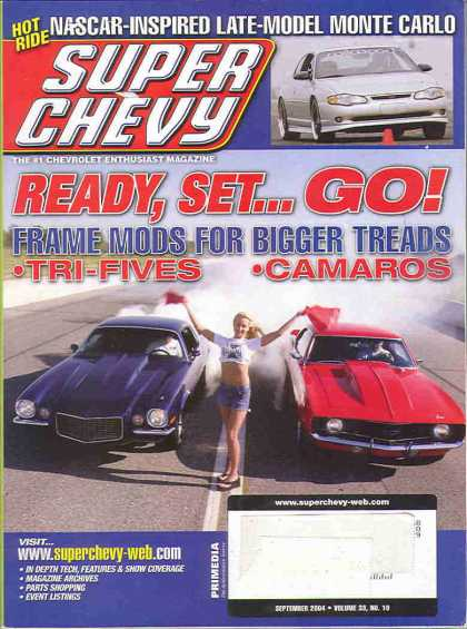 Super Chevy - September 2004