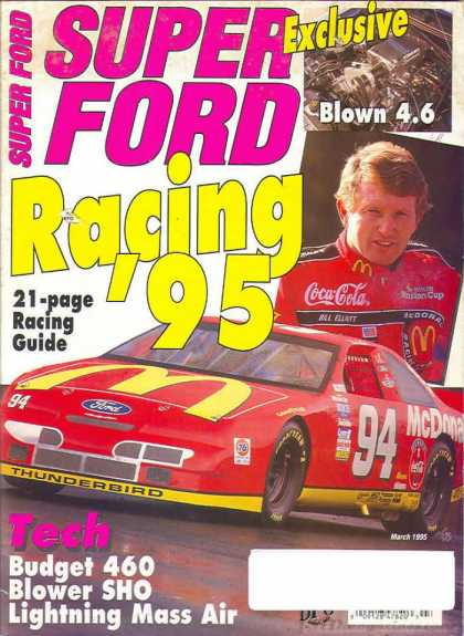 Super Ford - March 1995