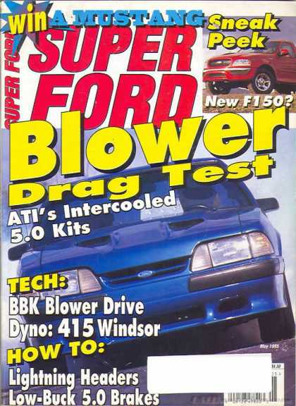 Super Ford - May 1995