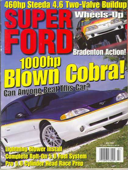 Super Ford - July 1998