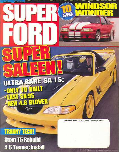 Super Ford - January 1999