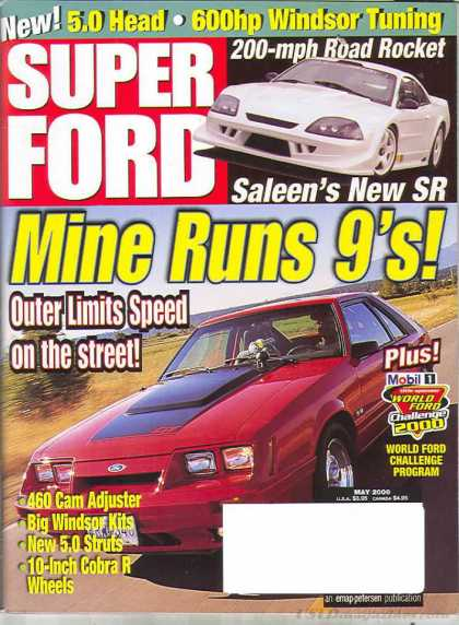 Super Ford - May 2000