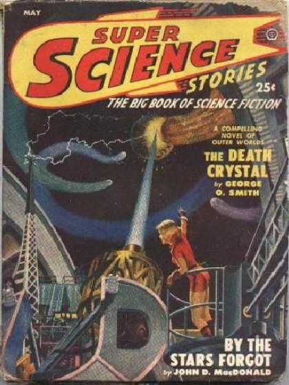 Super Science Stories 11