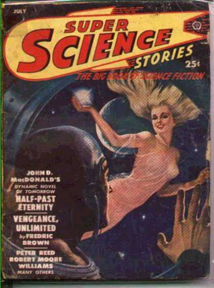 Super Science Stories 12