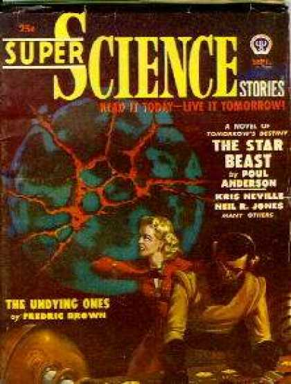 Super Science Stories 13