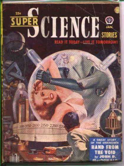 Super Science Stories 14