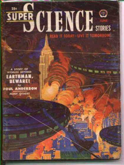 Super Science Stories 15
