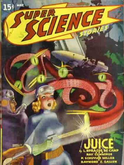 Super Science Stories 3