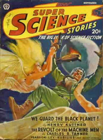 Super Science Stories 7