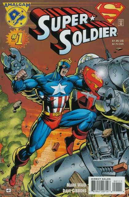 Super Soldier 1 - Dave Gibbons
