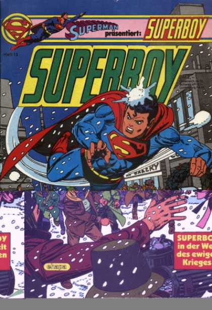 Superboy (German) 52
