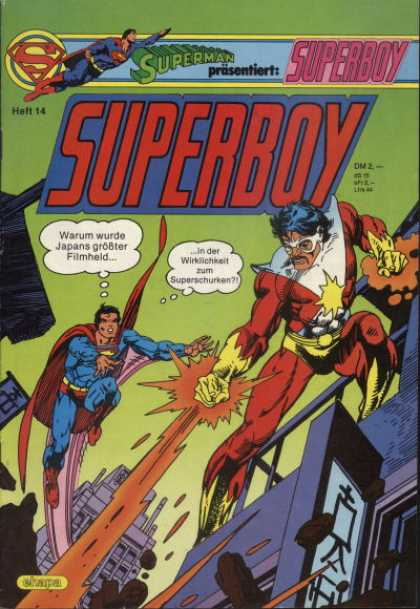 Superboy (German) 53