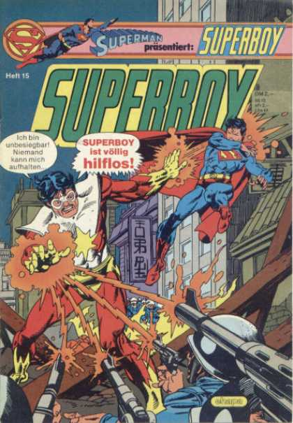 Superboy (German) 54