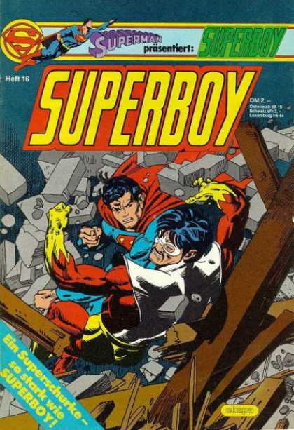 Superboy (German) 55