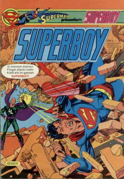Superboy (German) 56