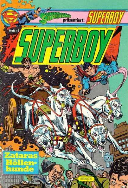 Superboy (German) 57
