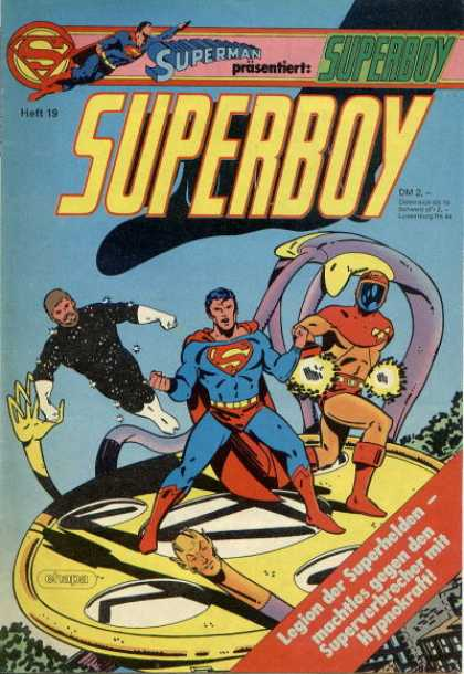 Superboy (German) 58