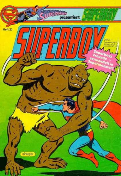 Superboy (German) 59