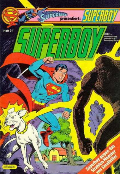 Superboy (German) 60