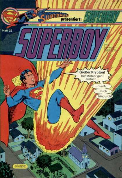 Superboy (German) 61