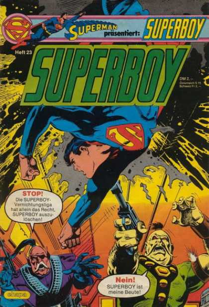 Superboy (German) 62