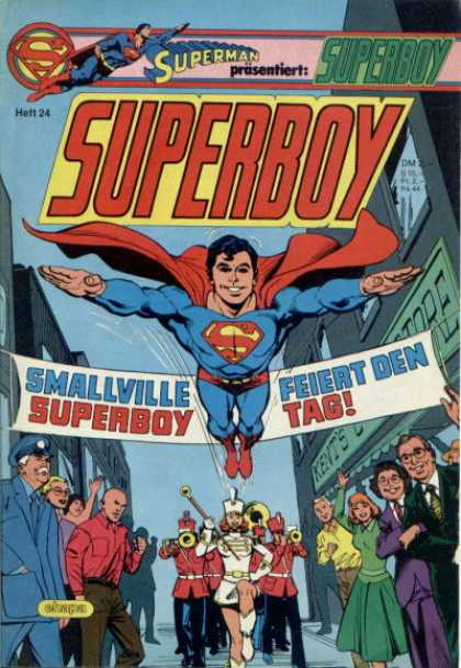 Superboy (German) 63