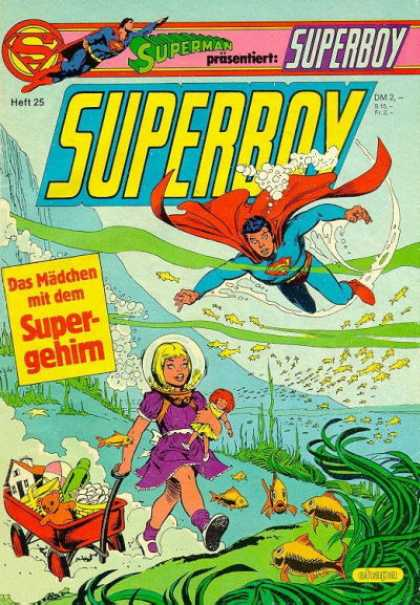 Superboy (German) 64