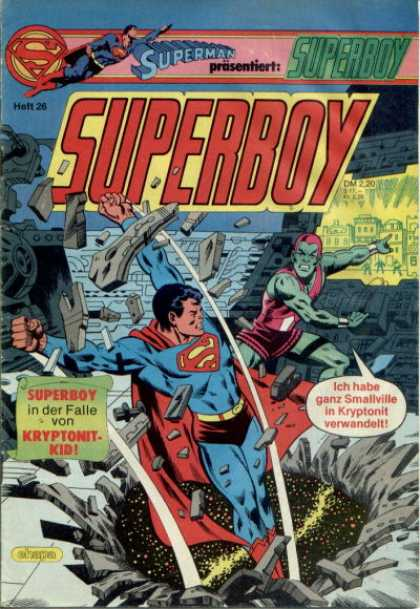 Superboy (German) 65