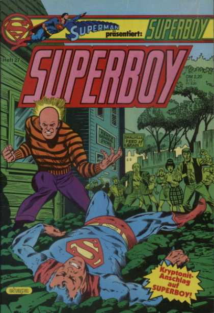 Superboy (German) 66
