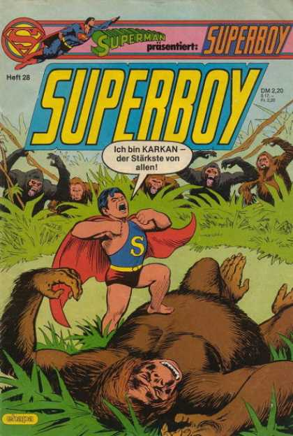 Superboy (German) 67