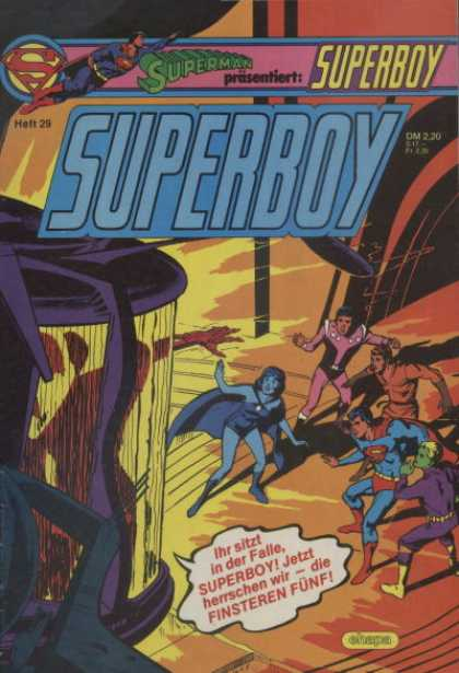 Superboy (German) 68