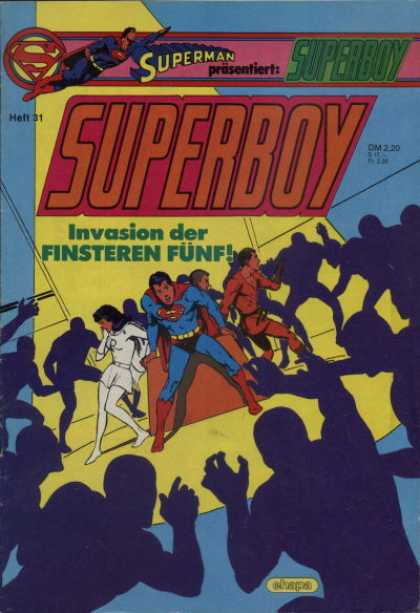 Superboy (German) 70