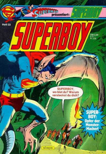 Superboy (German) 72