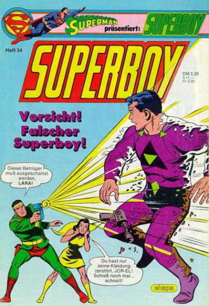 Superboy (German) 73