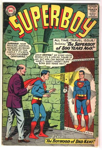 Superboy 113 - Castle - Curt Swan