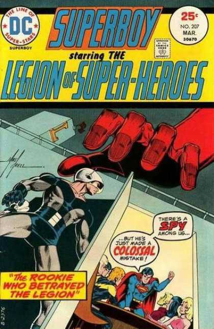 Superboy - Legion of Super-Heroes - Superman - Mike Grell
