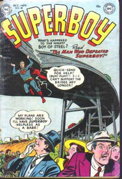 Superboy 28 - Tom Grummett