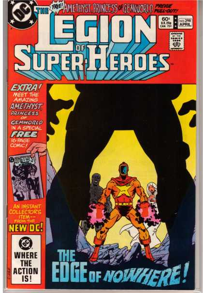 Superboy - Legion of Super-Heroes - Free 16 Page Comic - Dc - Princess Of Gemworld - Amethyst Princess