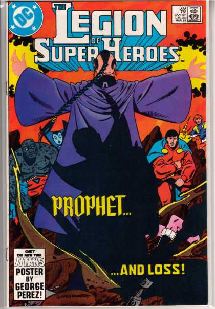 Superboy - Legion of Super-Heroes