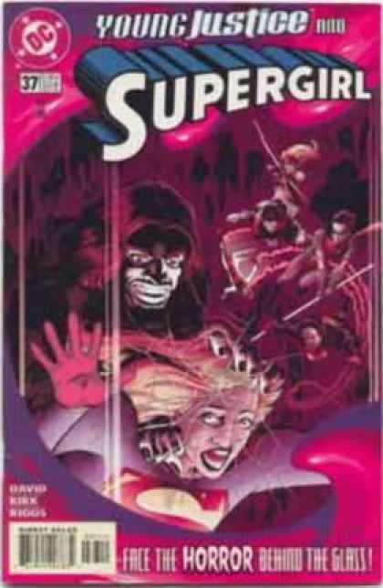 Supergirl 37 - Pink - Madness - Persecution - No Way Out - Evil - Leonard Kirk, Robin Riggs