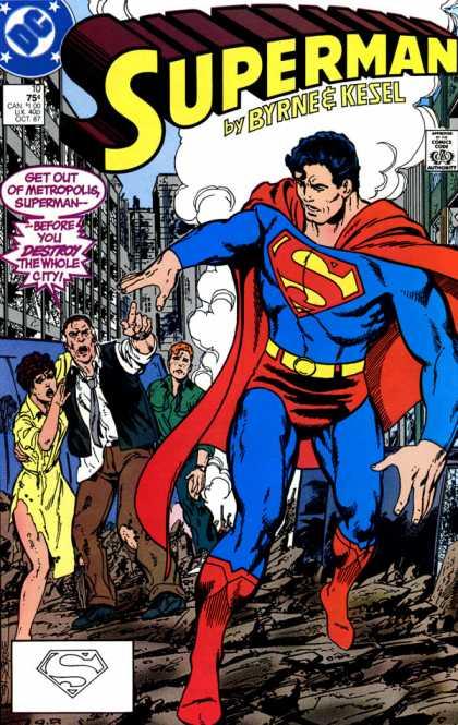 Superman (1987) 10 - John Byrne