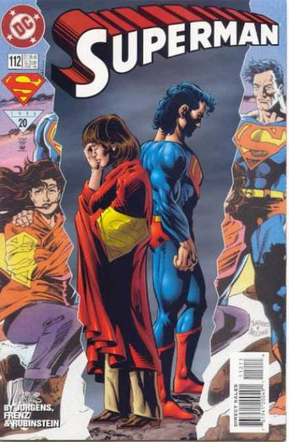 Superman (1987) 112 - Jurgens - Frenz - Rubinstein - Dan Jurgens