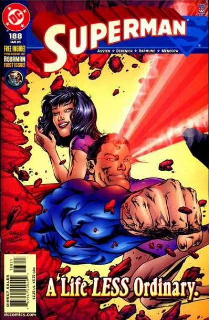 Superman (1987) 188 - Lois Lane - Heat Vision - Lois - Tom Raney