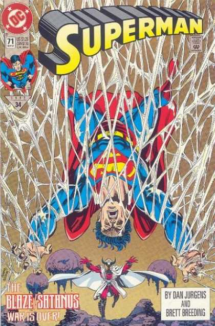 Superman (1987) 71 - Dan Jurgens
