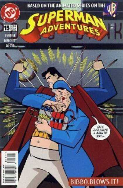 Superman Adventures 15 - Terry Austin