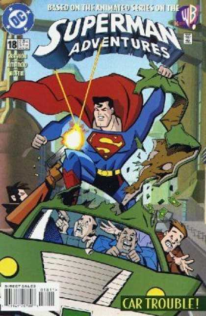 Superman Adventures 18 - Terry Austin