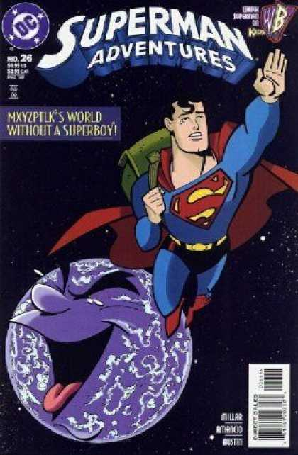 Superman Adventures 26 - Terry Austin